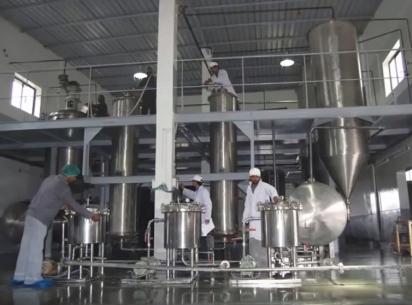 impianto India