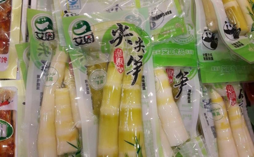 Germogli bambù a 30 € al kilo?