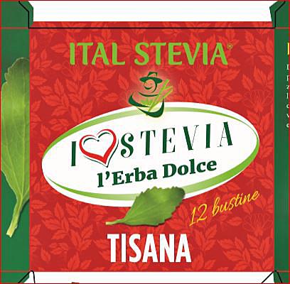 Tisana di stevia conItalStevia